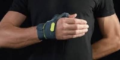 استفاده از بریس جهت درمان انگشت ماشه ای