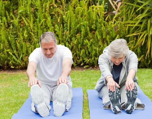 تمرینات ورزشی مخصوص انعطاف پذیری