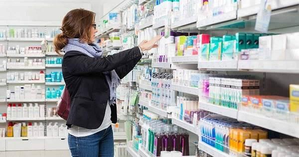 داروهای بدون نسخه