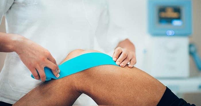 درمان خالی کردن زانو