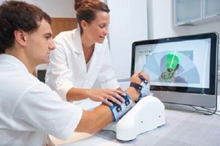 رباتیک درمانی تعاملی
