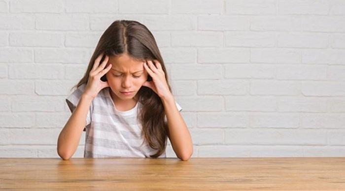 علائم سردرد در کودکان