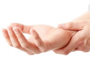 درد مچ دست: علت و درمان